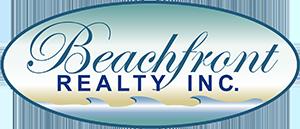 Beachfront Logo Realtor Aventura